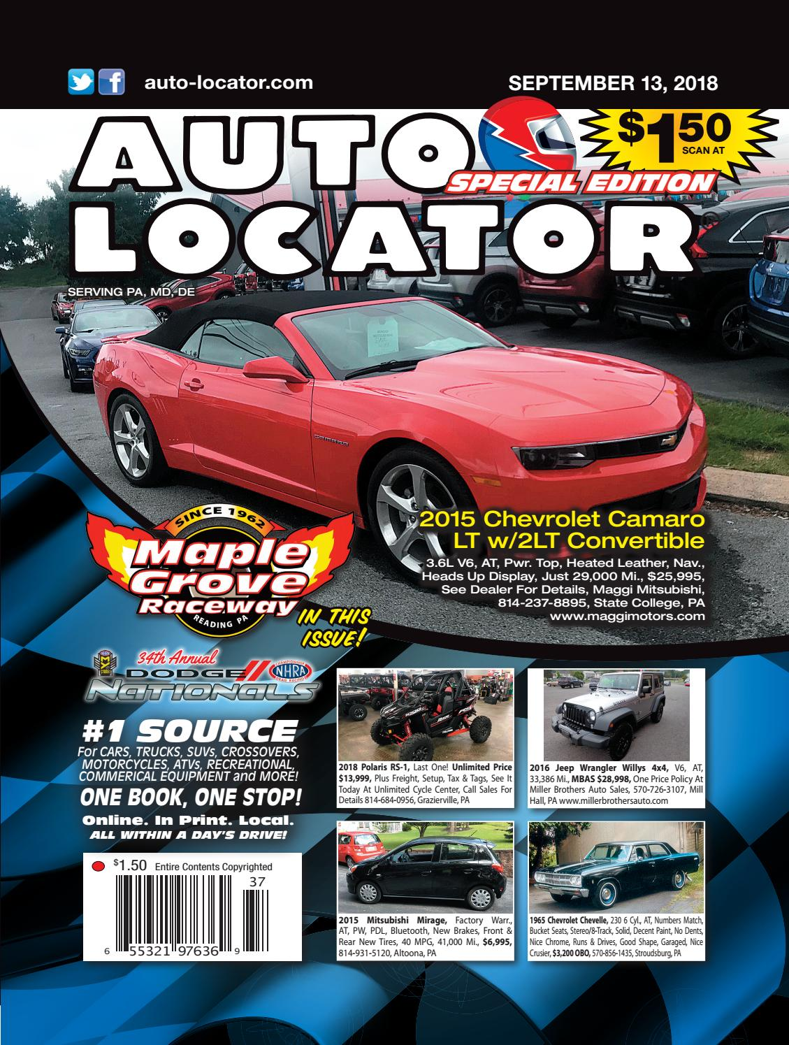 09 13 18 auto locator red edition by auto locator and auto09 13 18 auto locator red edition by auto locator and auto connection issuu