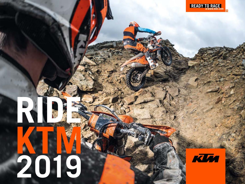 Ktm Dealers Ontario >> Ride Ktm 2019 English By Ktm Group Issuu