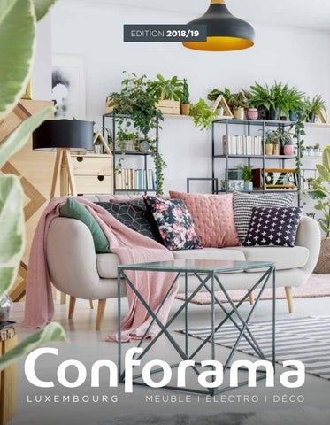 Doc Annuel By Conforama Luxembourg Issuu