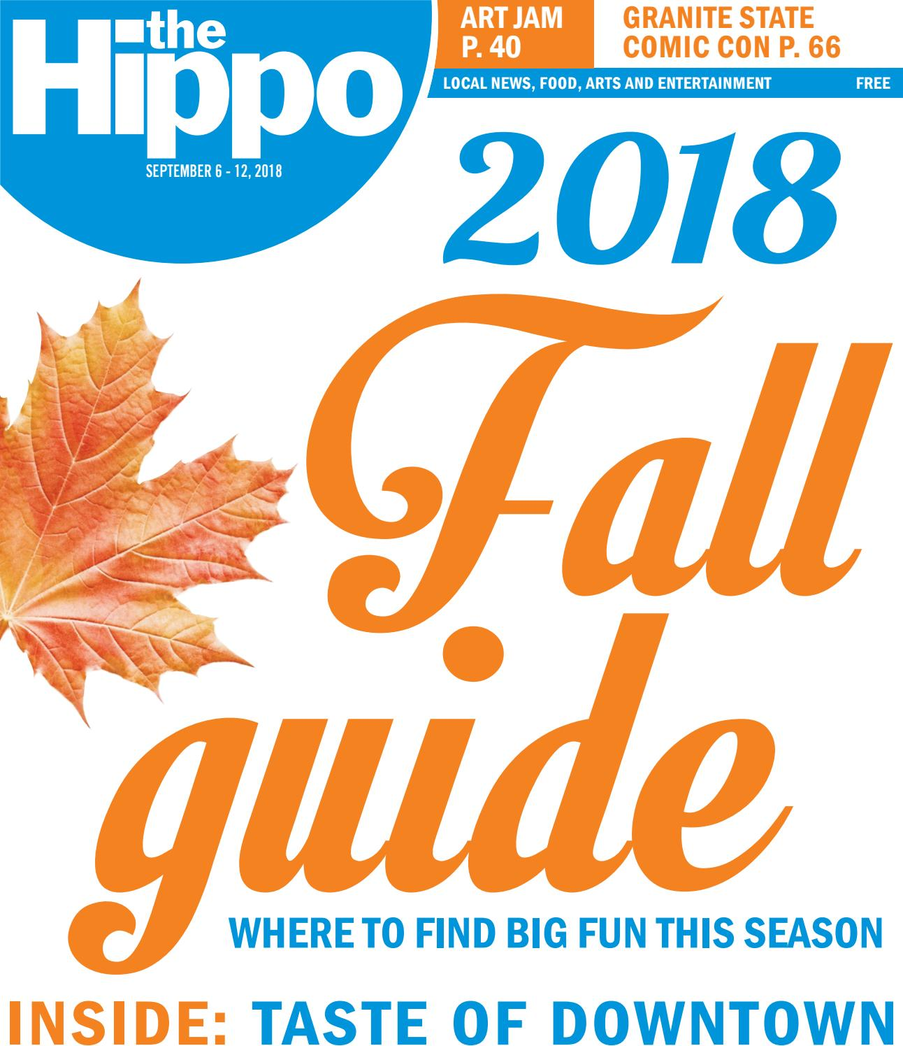 Hippo 9 6 18 by The Hippo issuu