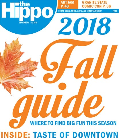 info for b5455 0b5cf Hippo 9-6-18 by The Hippo - issuu