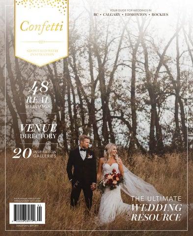 d591efe5802 Confetti Magazine - Winter 2019 by Calgary Bride - issuu