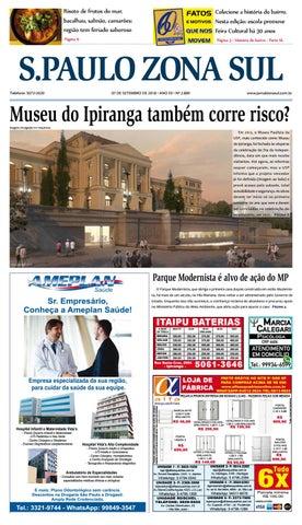 6751103e5 07 de setembro de 2018 - Jornal São Paulo Zona Sul by Jornal Zona ...