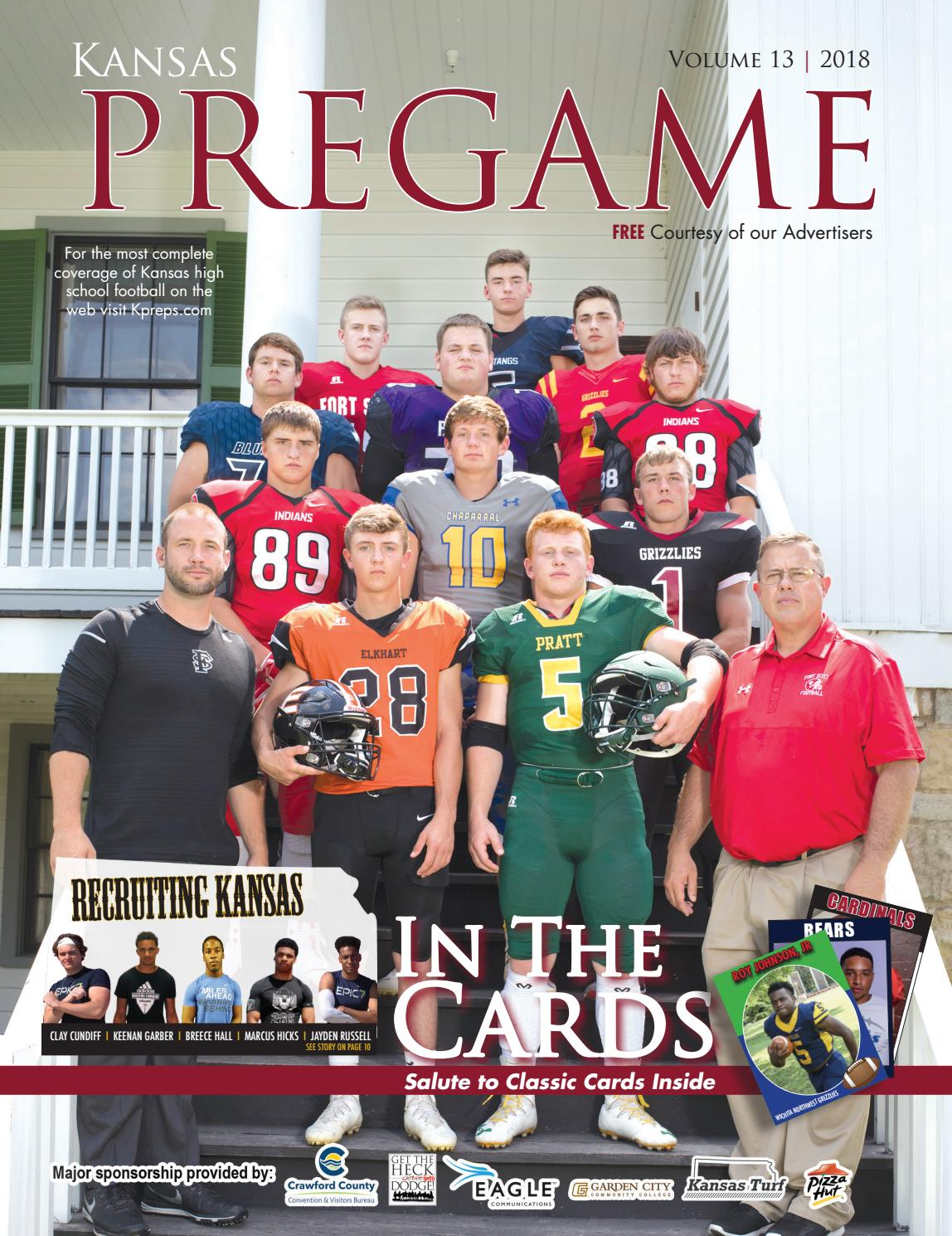 Kansas Football Preview 2018 by Sixteen 60 Publishing Co. - issuu 462f13bd8bb2