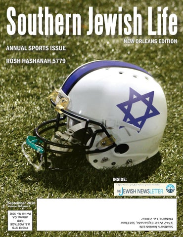 f7a6b270e50 SJL New Orleans, September 2018 by Southern Jewish Life - issuu