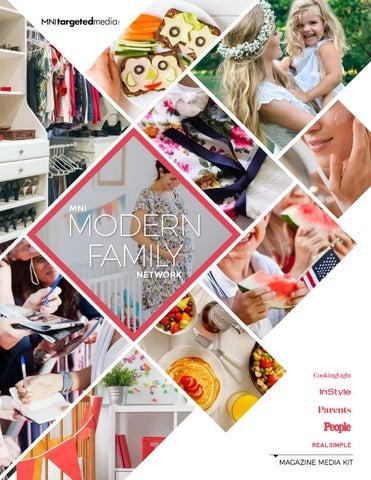 . MNI Modern Family Media Kit by MNI Targeted Media   issuu