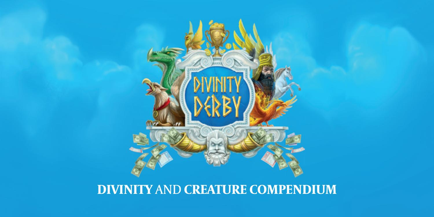 Divinity Derby - Divinity and Creature Compendium (English Version