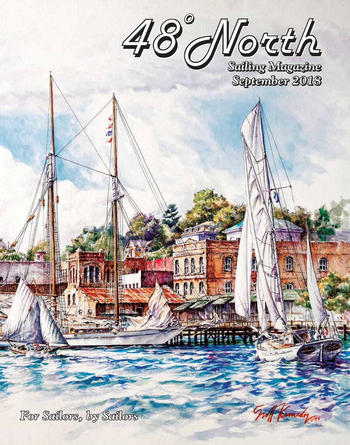 September 2018 48 North By 48 North Issuu
