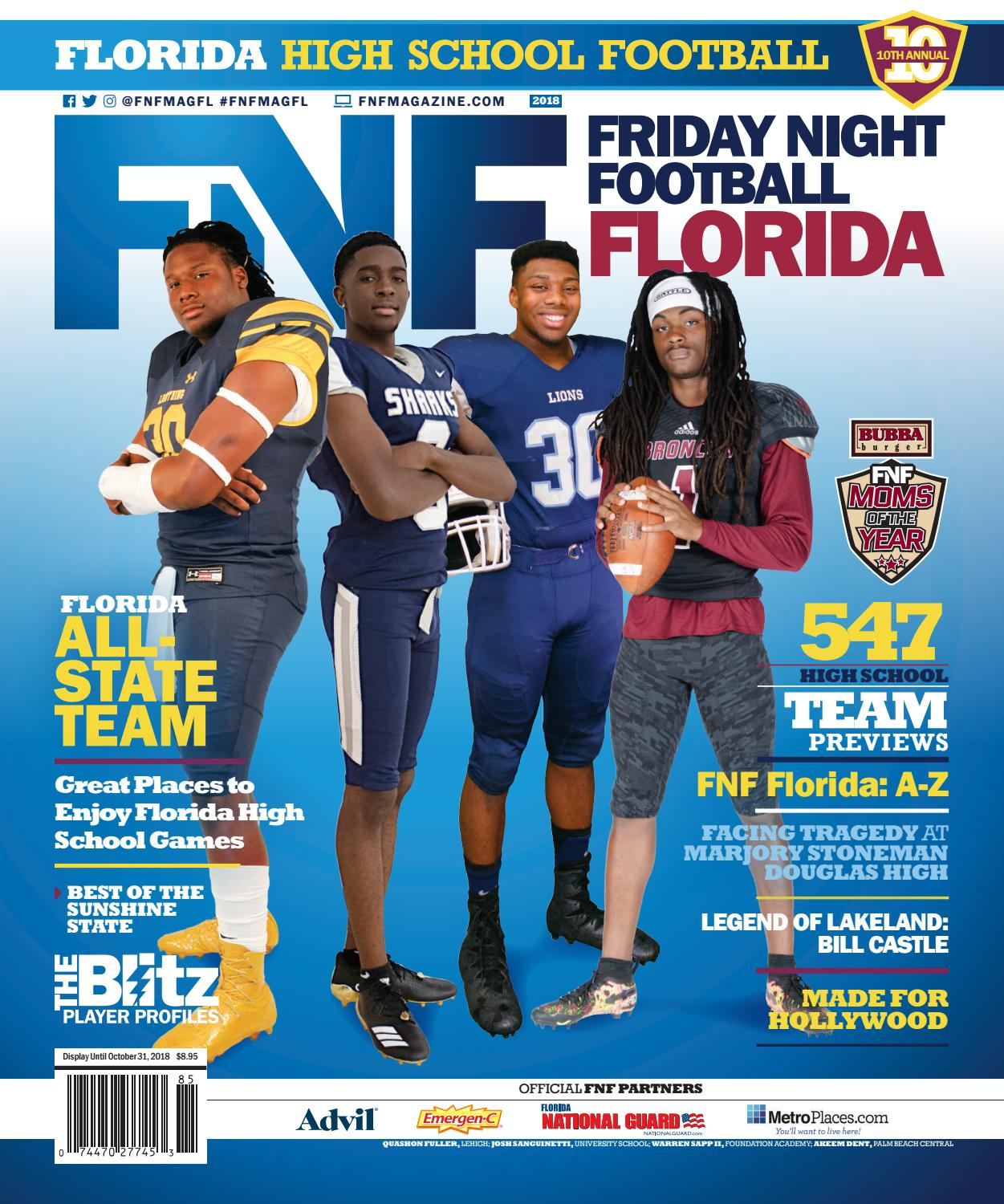 FNF Florida 2018 by A.E. Engine - issuu 18c799020