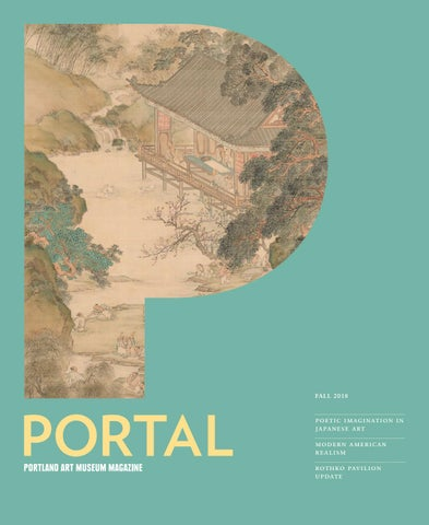 Portal, Fall 2018 by Portland Art Museum - issuu