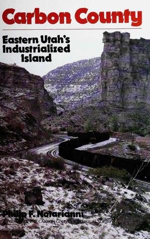 Carbon County: Eastern Utah's Industrialized Island edited