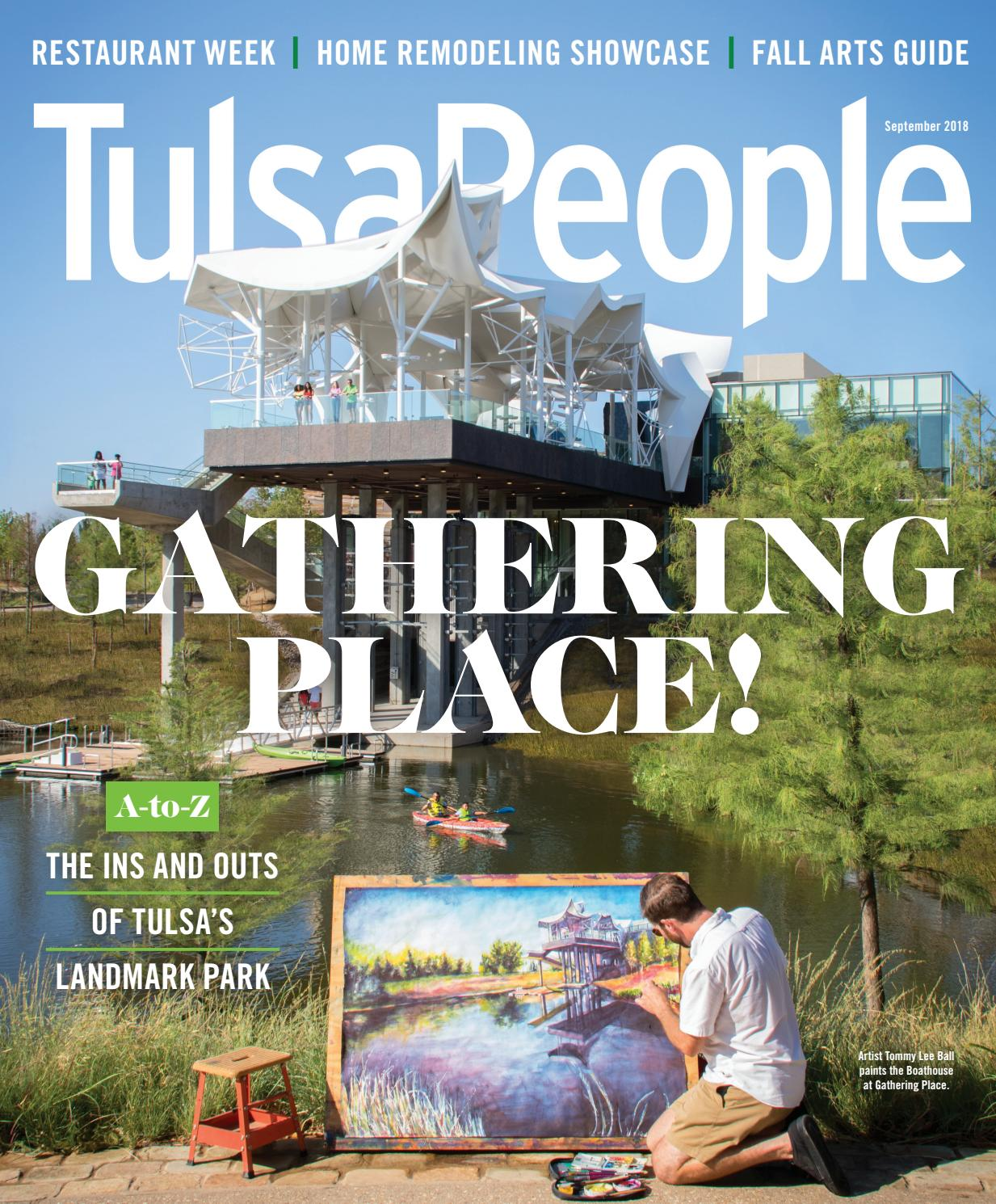 TulsaPeople Sept  2018 by TulsaPeople - issuu
