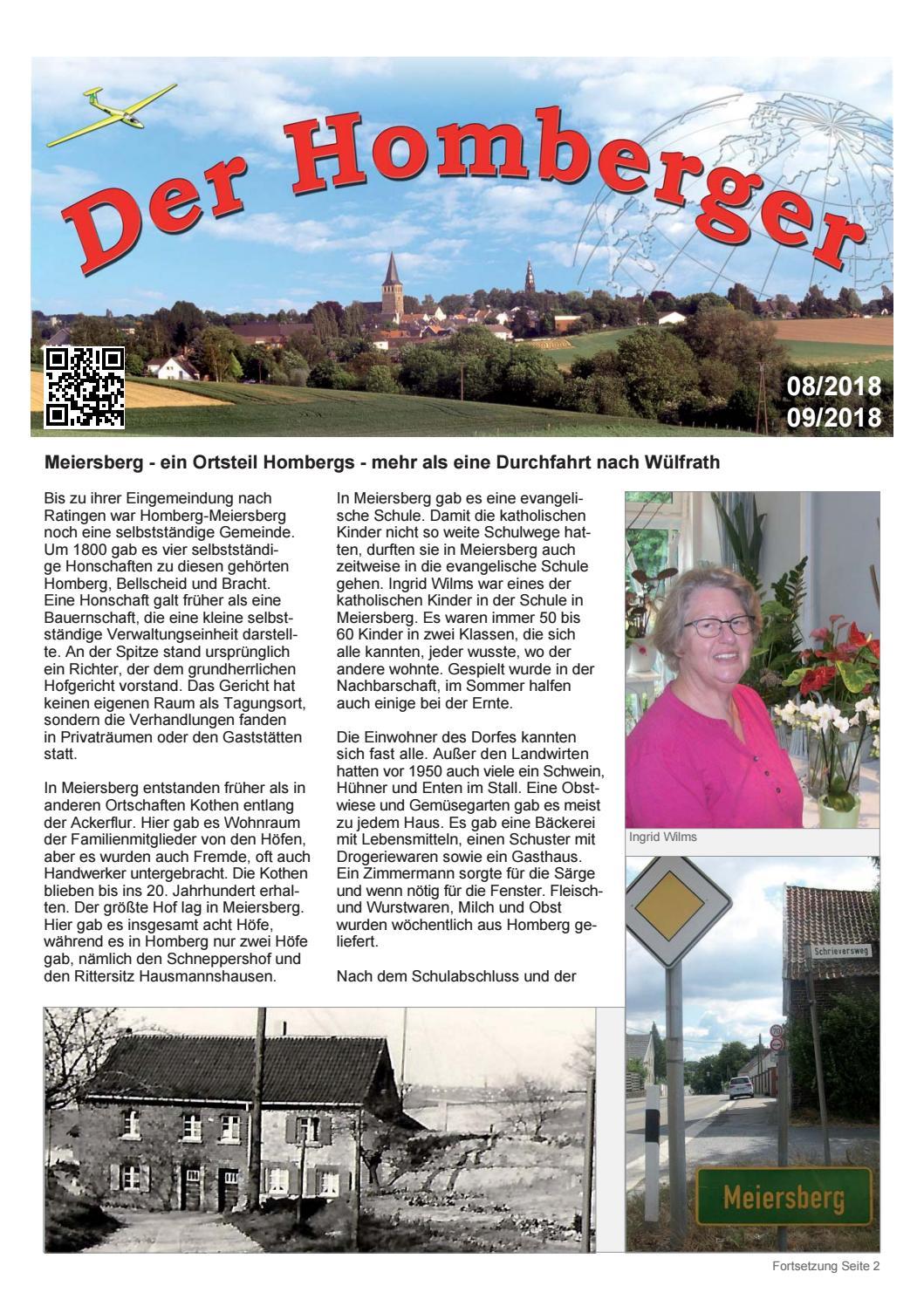 foto de Der Homberger 2018 08 by DerHomberger - issuu