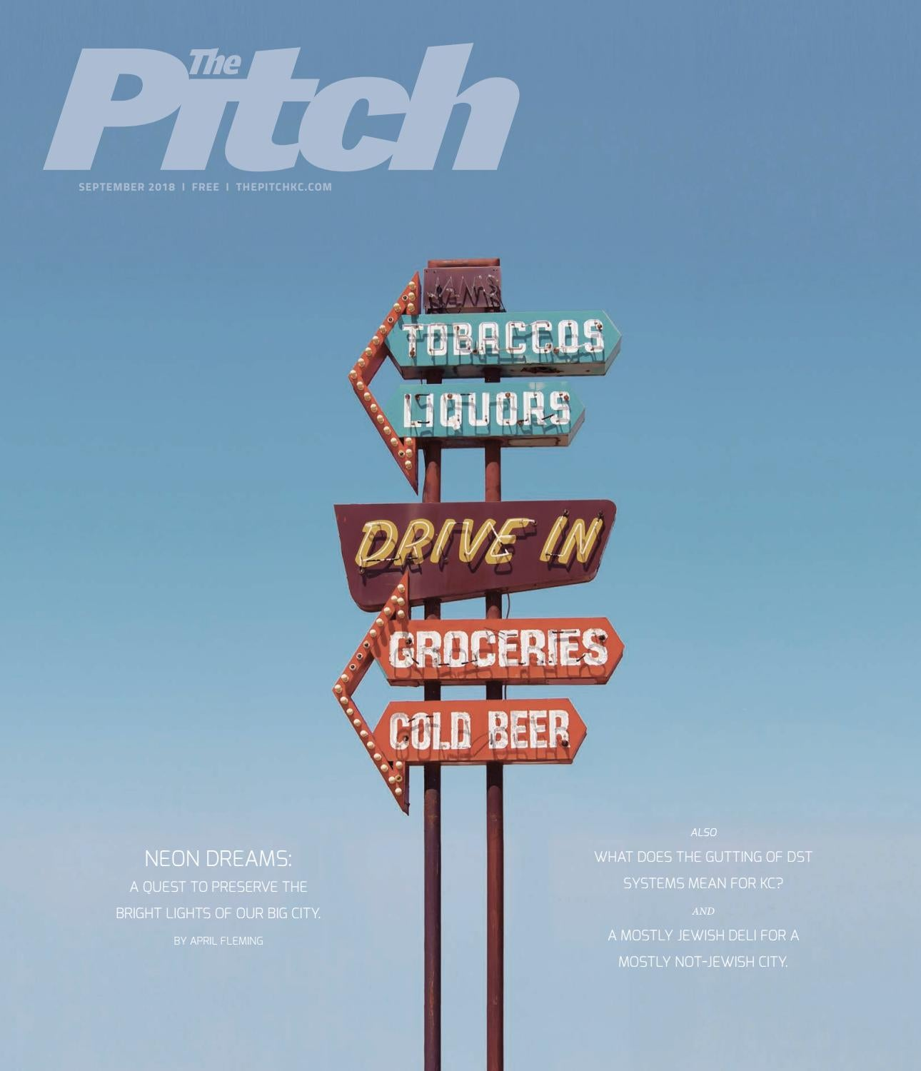The Pitch: September 2018 by The Pitch - issuu