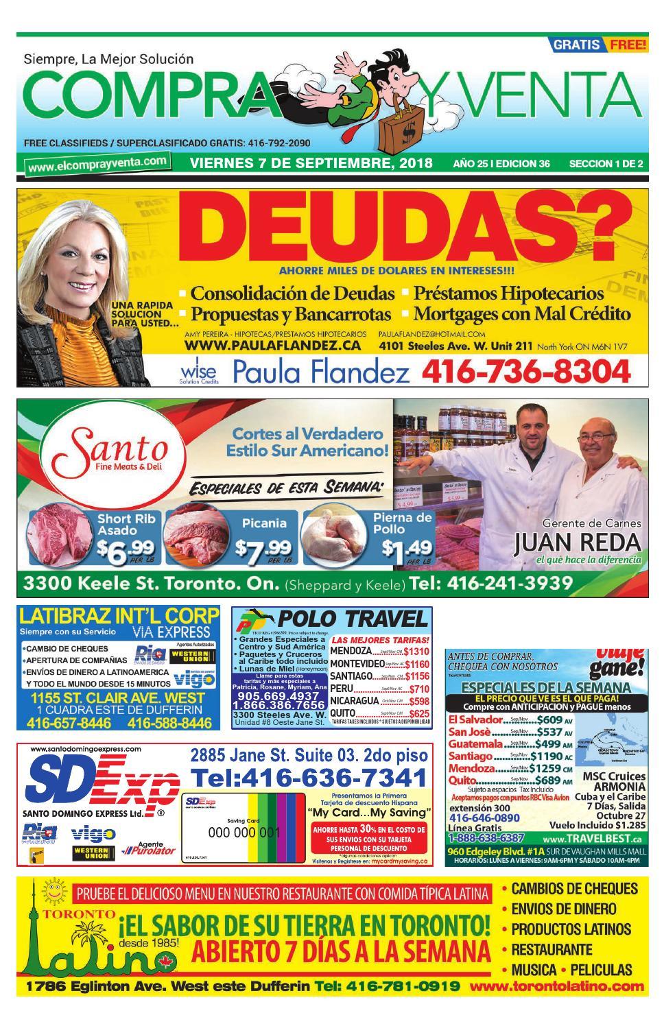 Compra y Venta Edicion  36. 2018 by elcomprayventa - issuu 3761729f669