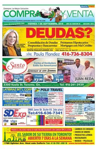Compra y Venta Edicion  36. 2018 by elcomprayventa - issuu 94cd43f312c