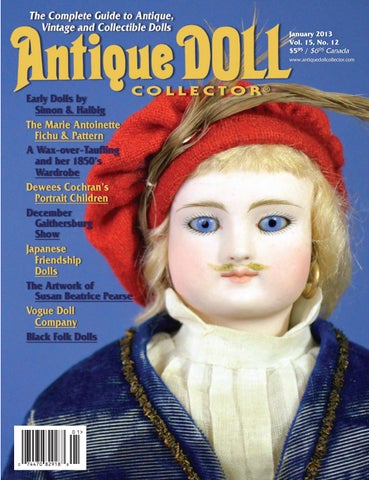 ab2124176 2013 ANNUAL by Antique Doll Collector Magazine - issuu