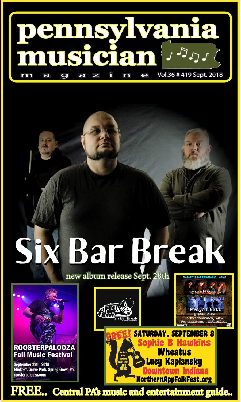 c17ebc6d881e4 Pennsylvania Musician Magazine September 2018 by RACHEL ROCKS - issuu