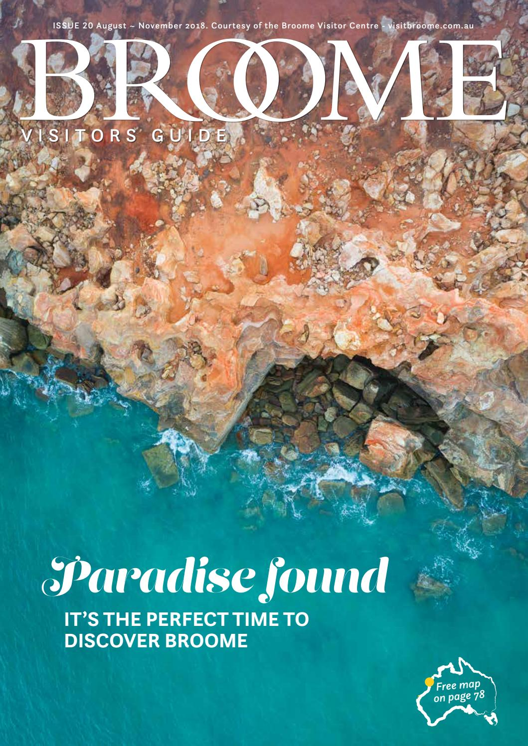 44bed98634606 Broome Visitor Guide August 2018 by Premium Publishers - issuu