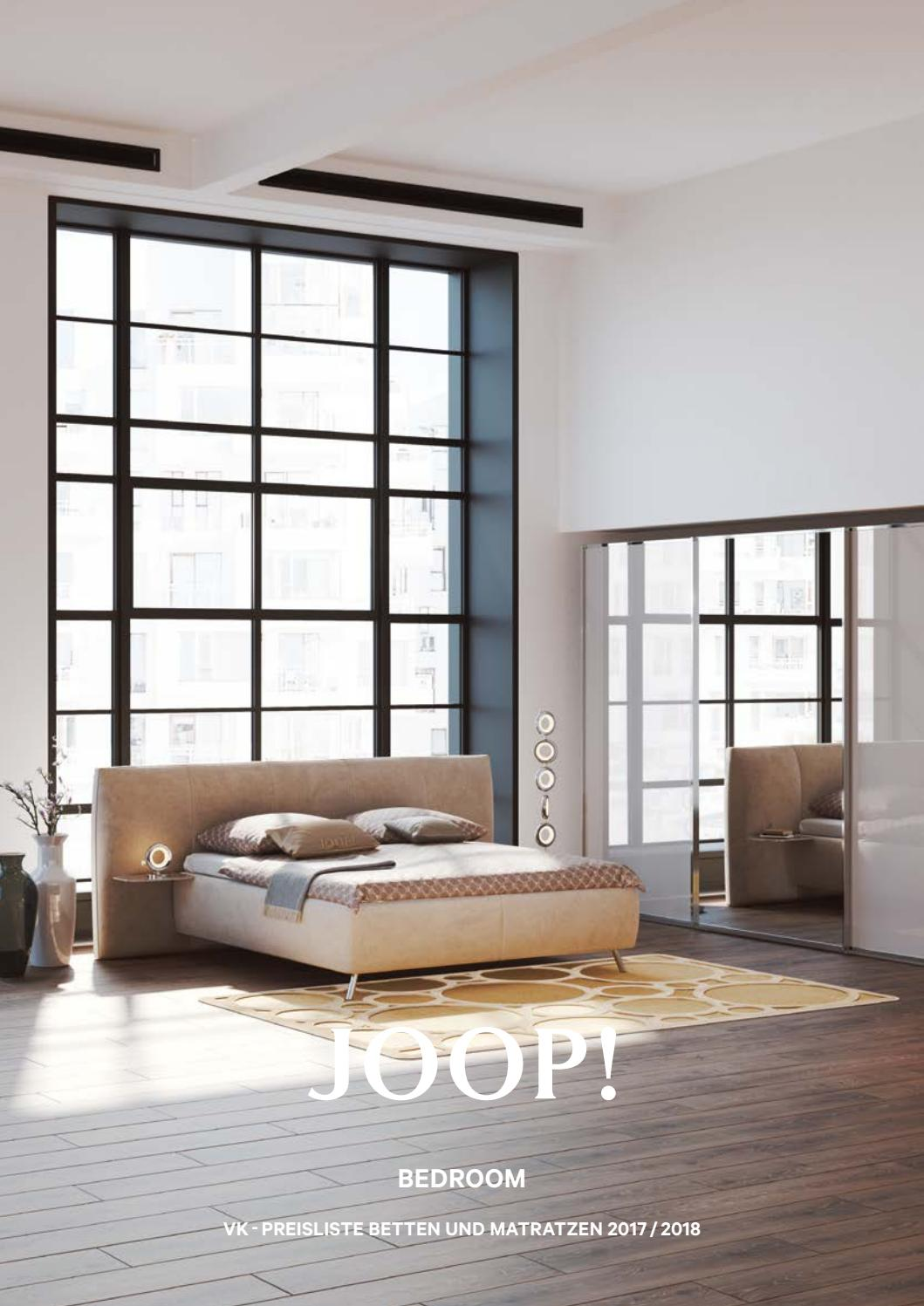 Joop Bedroom 20172018 By Perspektive Werbeagentur Issuu