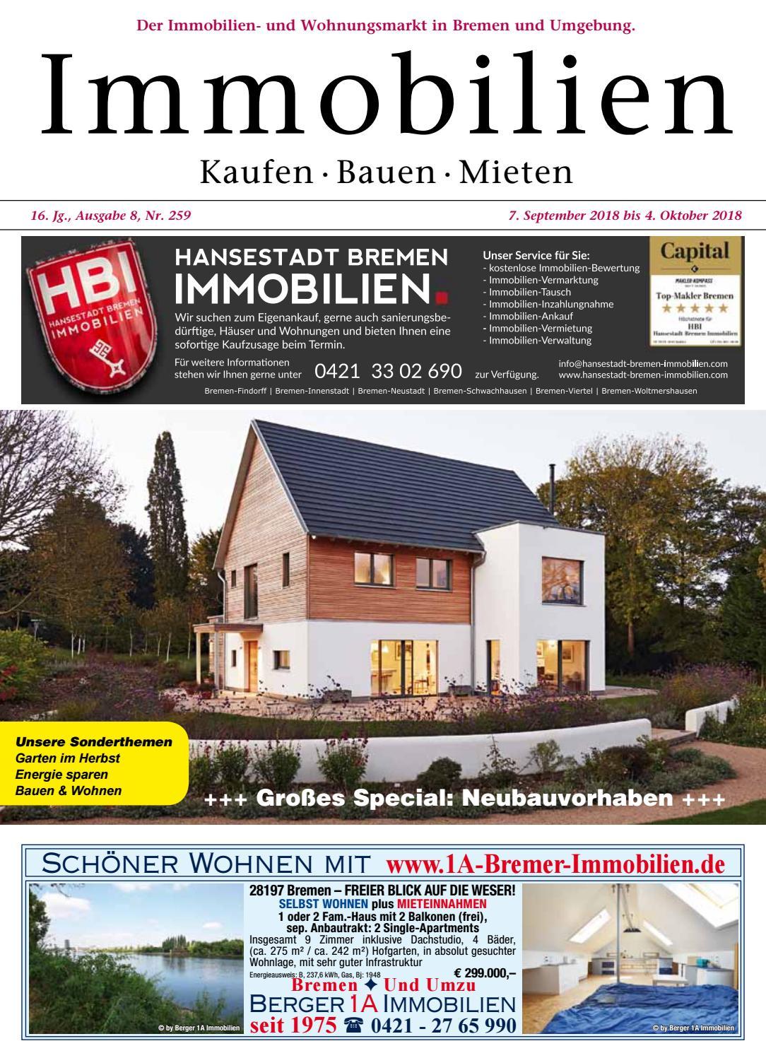Kaufen Bauen Mieten 2018 September by KPS Verlagsgesellschaft mbH ...