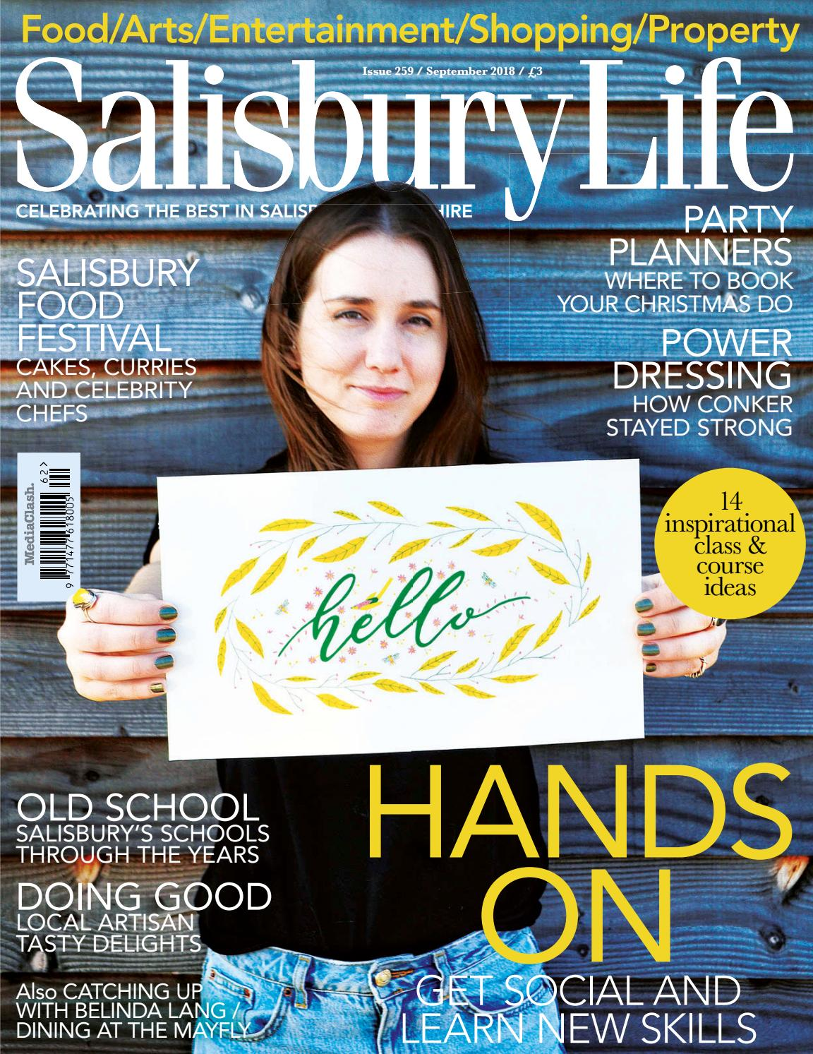 Salisbury Life Issue  By Mediaclash Issuu