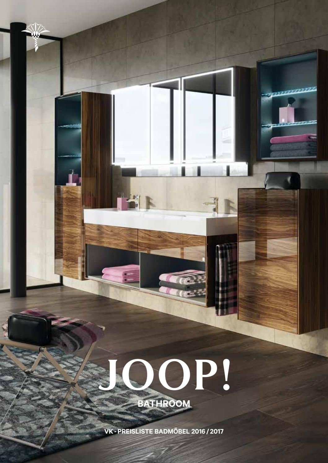 Joop Bathroom 2016 2017 By Perspektive Werbeagentur Issuu