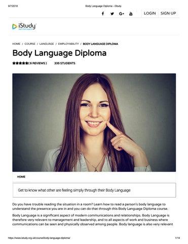 Body Language Issue 51 by Body Language Journal - issuu