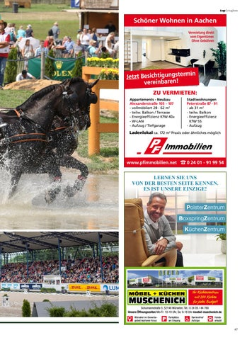 Top Magazin Aachen Sommer 2018 By Top Magazin Issuu