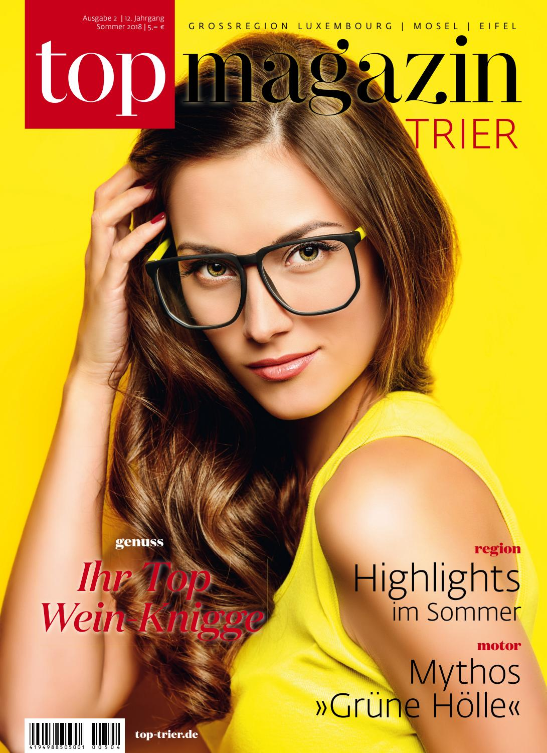 Top Magazin Sommer Trier 2018 by Top Magazin - issuu