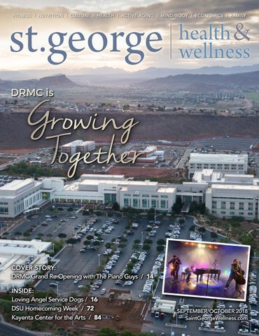 94bad38a636c St. George Health   Wellness September October 2018 by SGHWmag - issuu