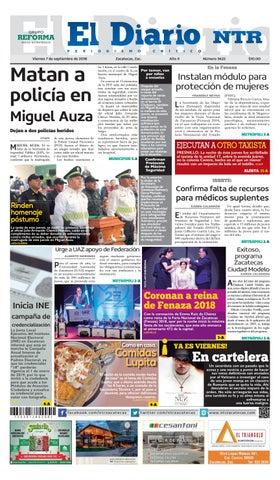 Diario Ntr By Ntr Medios De Comunicación Issuu