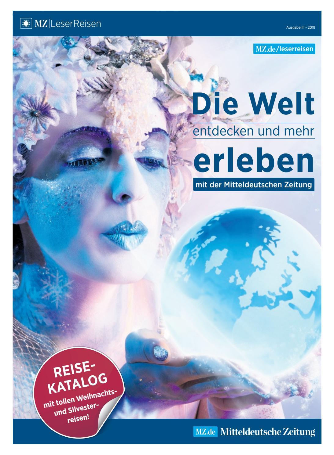 MZ Leserreisen III 2018 by Mediengruppe Mitteldeutsche Zeitung GmbH ...