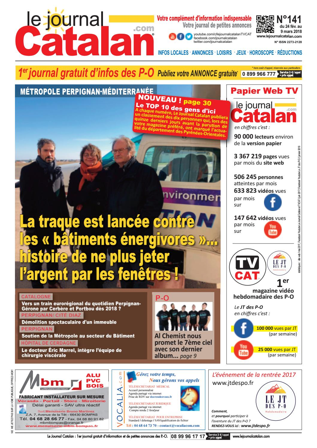 Le ° 141 N By Pyrénées Orientales Catalan Journal 4Rc3S5LAjq