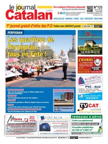 Le Journal Catalan N 133 Pyrénées Orientales By Le