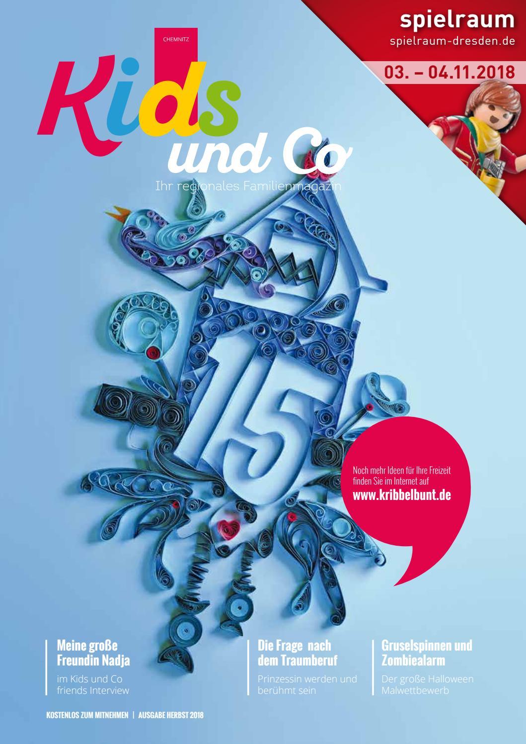 Kids Und Co Chemnitz Herbstausgabe 2018