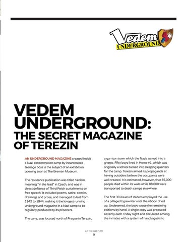 Page 11 of Vedem Underground: The Secret Magazine of Terezin