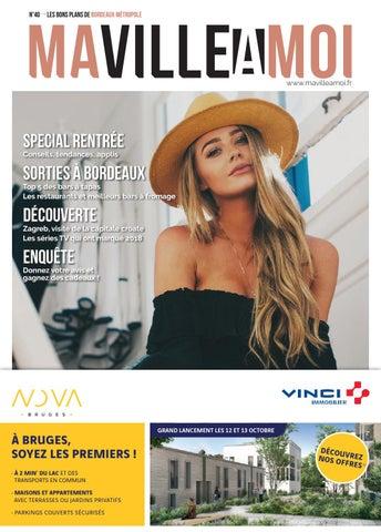 58c63411f85 NUMÉRO 40 – SEPTEMBRE 2018 by Mavilleamoi.fr - issuu