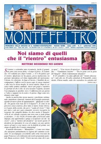 9f790350ecaf montefeltro-settembre 2018 by Diocesi San Marino - Montefeltro - issuu