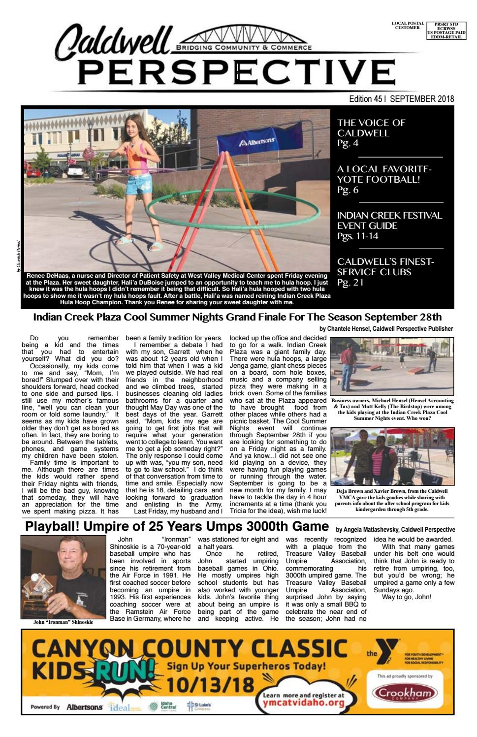 53c2b20b17 September 2018 Caldwell Perspective by Caldwell Perspective - issuu