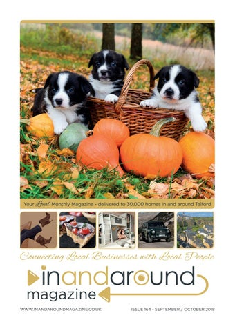 05a4ea03d33 I&A Mag by In and Around Magazine - issuu