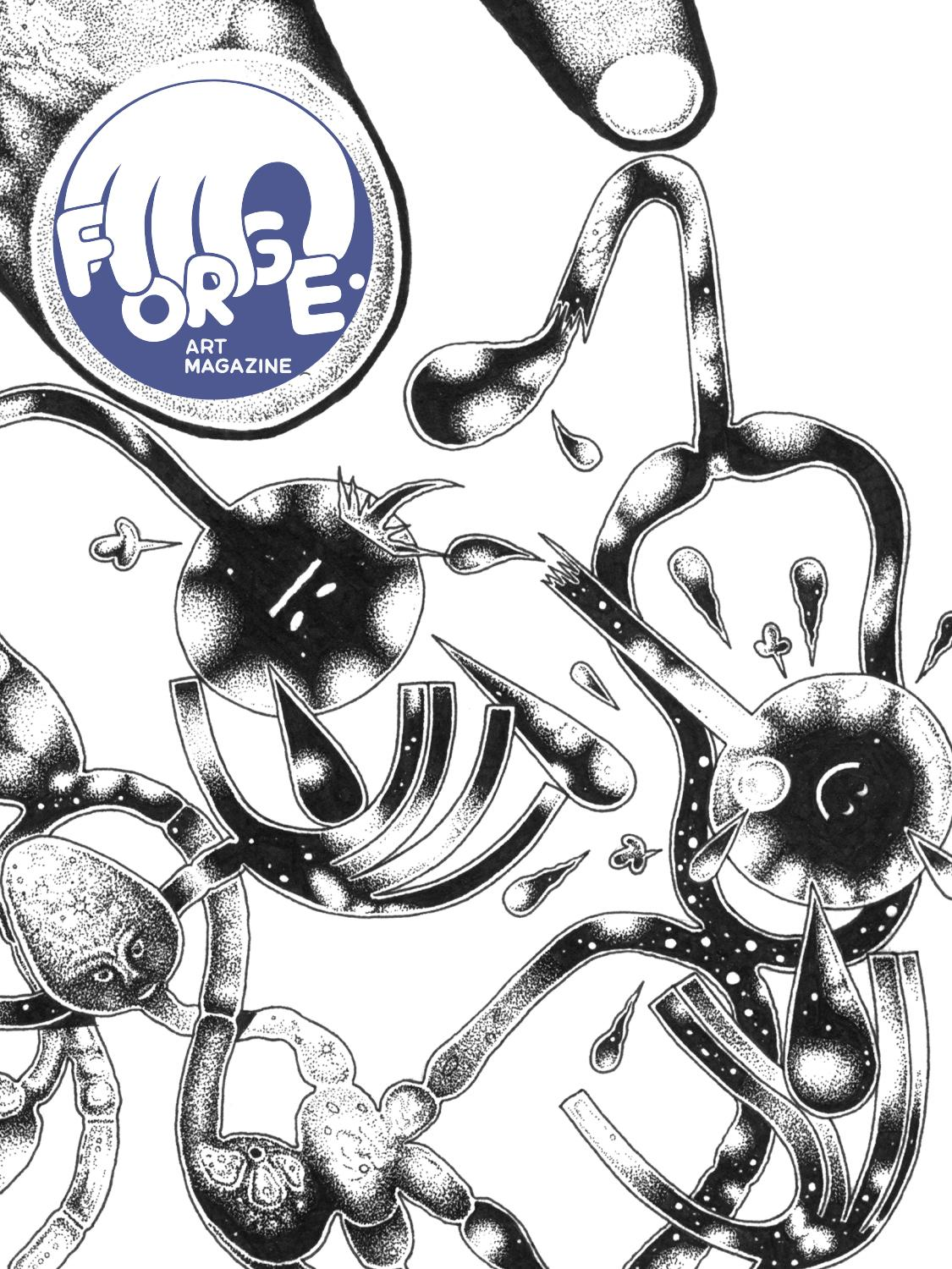 Forge issue 20 paranoia by forge art magazine issuu
