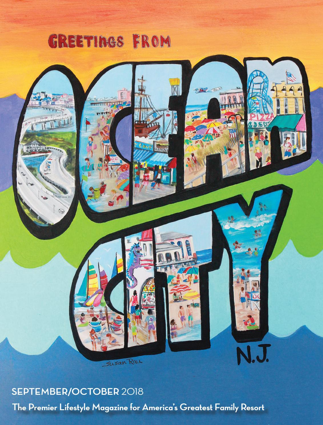 Ocean City Magazine September/October 2018 by Ocean City