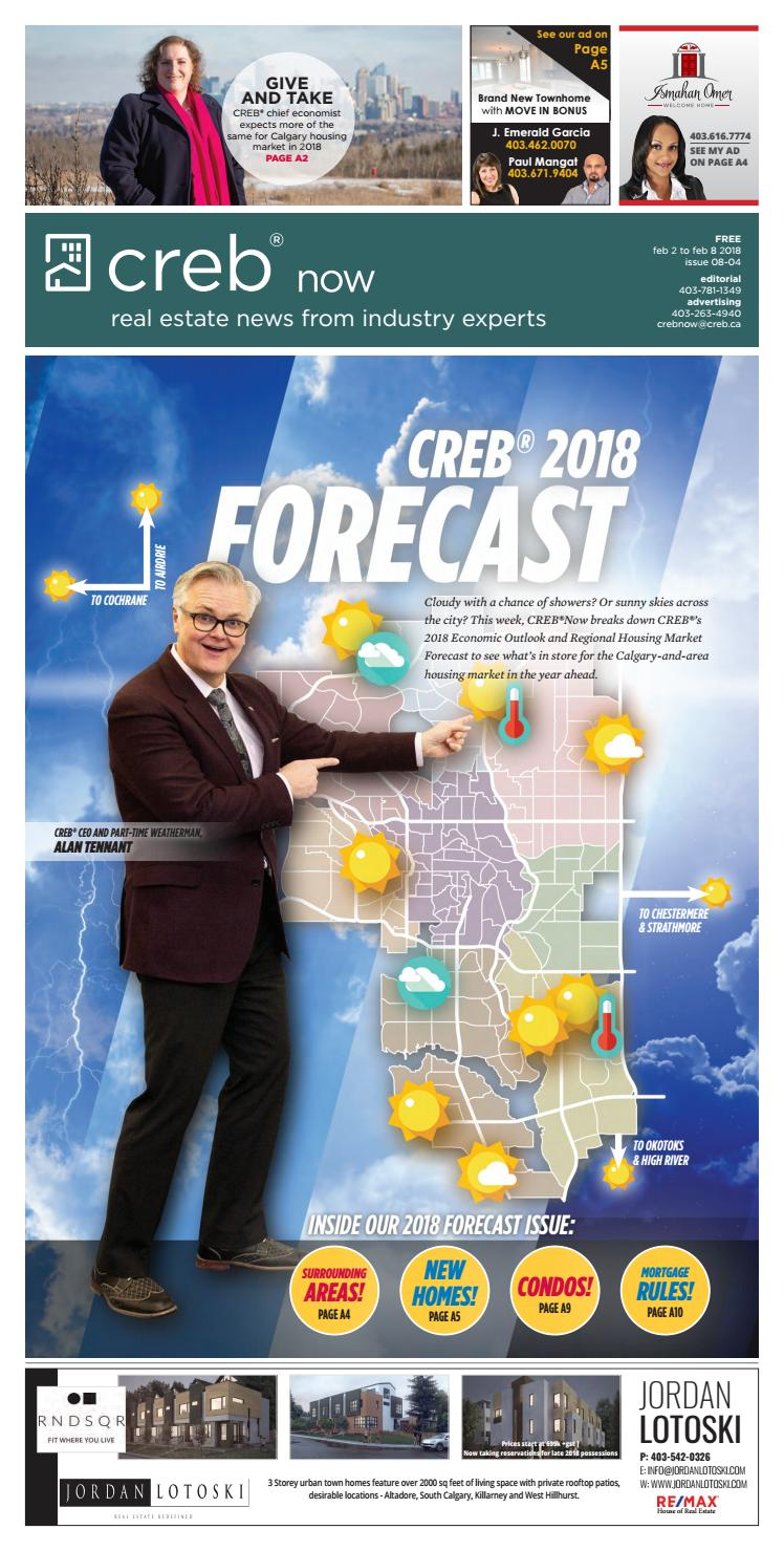 CREBnow Feb 2, 2018 by CREB®Now - issuu