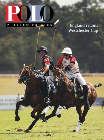 8e27c7a6e8 September 2018 Polo Players' Edition by United States Polo ...