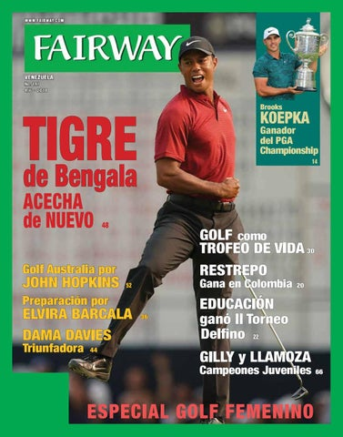 Fairway Venezuela edición Nº 141 by Revista Fairway - issuu 975276c2f4678