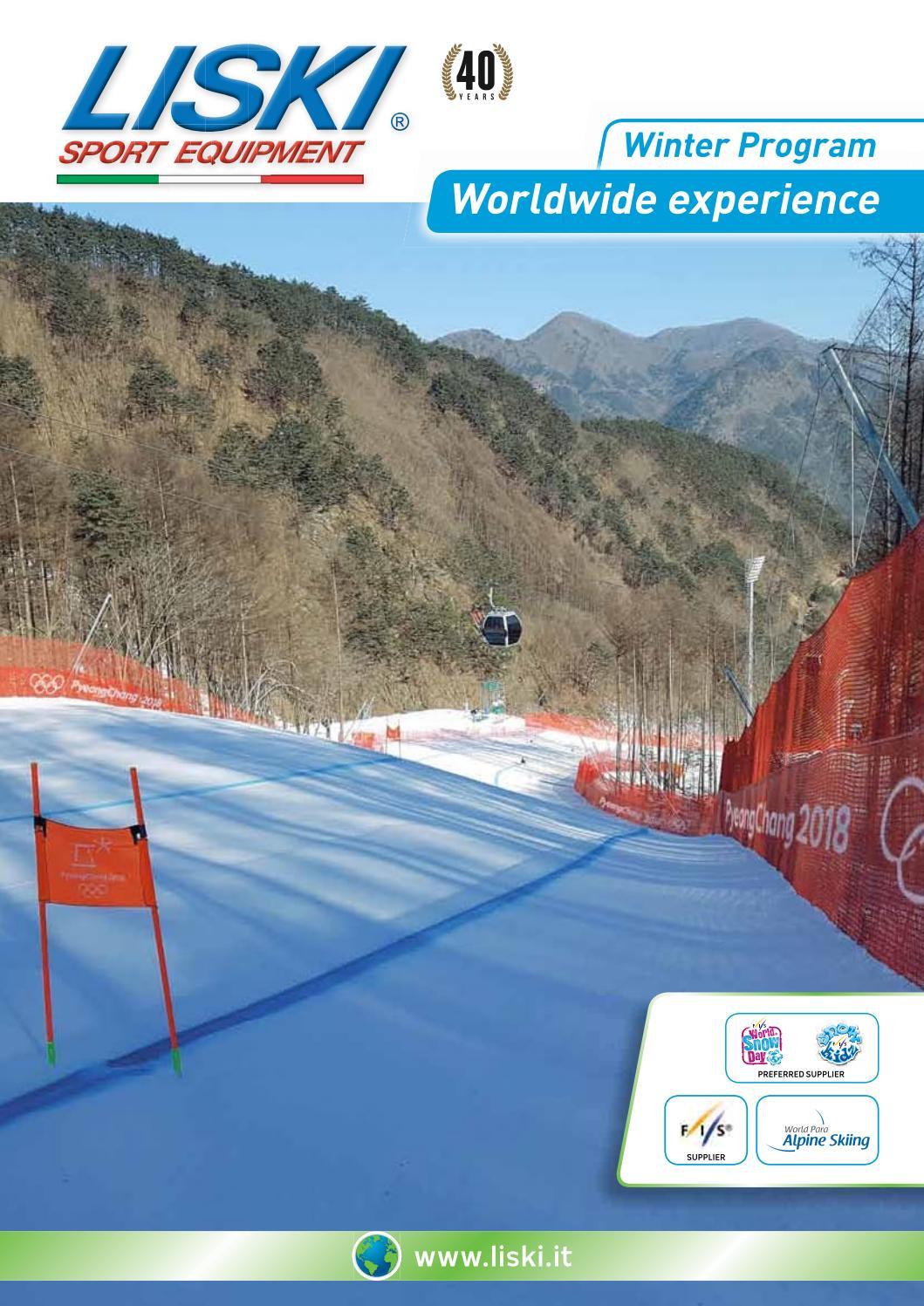 Liski winter catalog 2018/2019 by tesmasport.com - issuu