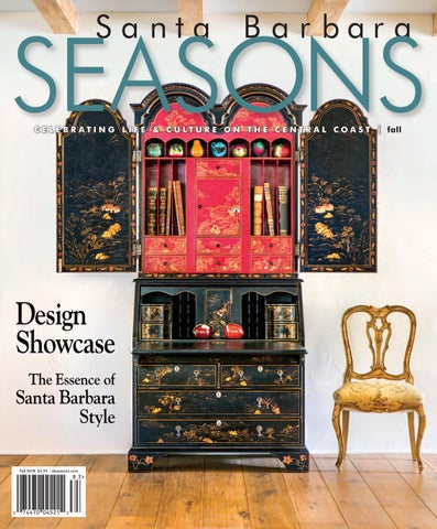 detailed look ae3f9 6fd2c Santa Barbara Seasons Magazine Fall 2018 by sbseasons - issuu