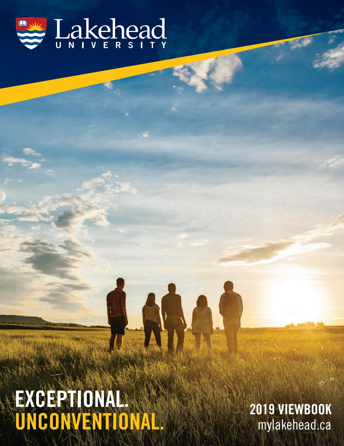 Lakehead University 2019 Viewbook By Circuits 8085 Projects Blog Archive Analog Cricket Sounds Circuit Undergraduate Recruitment Issuu
