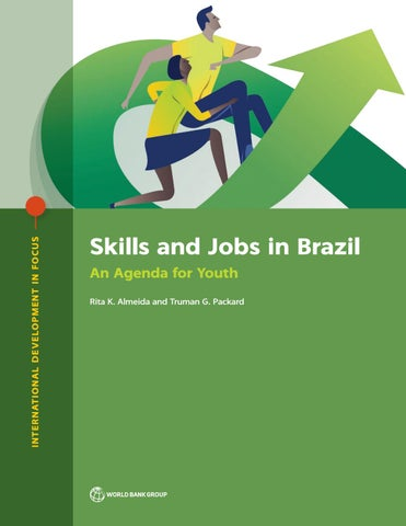 Skills and Jobs in Brazil by World Bank Group Publications